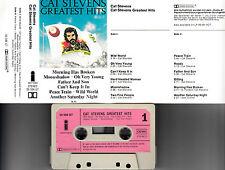 CAT STEVENS - Greatest Hits > MC Musikkassette