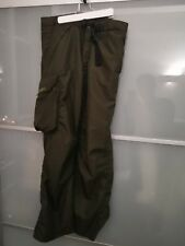 Paramo Analogy Pajaro Trousers bottoms pants olive green M medium waterproof New