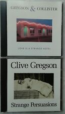 GREGSON & COLLISTER love is a strange hotel + PERSUASIONS CLIVE CHRISTINE DEMON