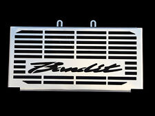 GSF1200 SUZUKI BANDIT GSF 1200 (oil cooler 01- ) STAINLESS RADIATOR COVER GRILL