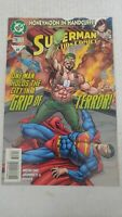 Superman In Action Comics #728 December 1996 DC Comics Michelinie Morgan Rodier