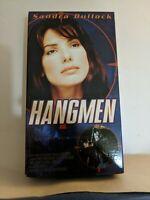 Hangmen (VHS 1987) Sandra Bullock First Film?