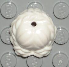 LEGO White Hair Female Braids Mrs. Claus Minifigure Wig 10245