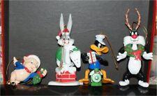 Danbury Mint Looney Tunes Christmas ornaments set of 12 Bugs Taz Tweety Elmer
