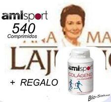 Colageno magnesio 270comp Amlsport 270 Compriidos