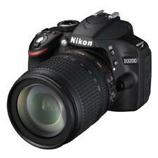 FOTOCAMERA DIGITALE REFLEX NIKON D3200 KIT + 18-105MM NIKON VR + CUSTODIA