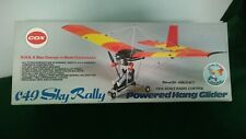 New Cox Sky Rally Powered Hang Glider w/R/C Babe Bee .049 Engine in Original Box
