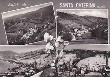 S. CATERINA: Saluti da - 4 vedute   1966
