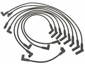 For 1977-1978 Lincoln Continental Spark Plug Wire Set AC Delco 49496JV 7.5L V8
