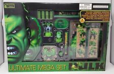 HULK MOVIE MERCHANDISE (2003) ULTIMATE MEGA SET MINT IN PERFECT BOX AFA READY!!!