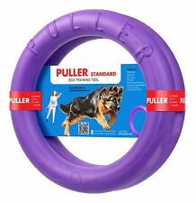 """Puller 11"""" Two Rings Not just Toy Fitness toys for dogs Ideal for all breed dog"""