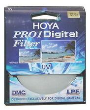 Nuevo Hoya Pro1 Digital Multi recubierto 72mm Filtro UV 72mm