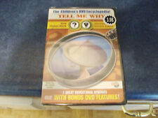 TELL ME WHY DVD HOW THINGS WORK/ELECTRICITY ELECTRIC SAFETY BRAND NEW