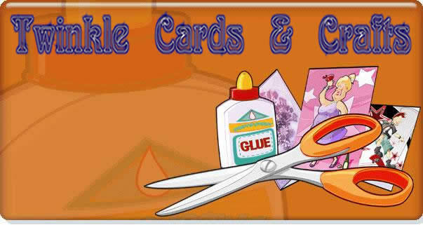 Twinkle Cards and Crafts