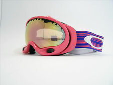 LADIES OAKLEY SNOW GOGGLES - 57-388 - NEW & 100% AUTHENTIC - CLEARANCE PRICE