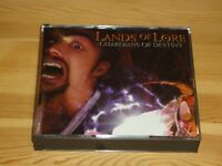 LANDS OF LORE GUARDIANS OF DESTINY mint PC GAME 4 Discs FREE SHIPPING!