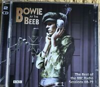 David Bowie - Bowie At The Beeb (The Best Of The BBC Radio Sessions) 2xCD.