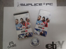 FIFA 09 (WITH RECORD) - PSP - GAME FR