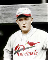 Rogers Hornsby Photo 8X10  Cardinals 1925 COLORIZED - Buy Any 2 Get 1 Free