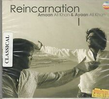 reincarnation - Amaan Ali Khan, Ayaan ali Khan  [Cd ] Made In Uk Cd