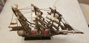 Vintage Cutty Sark Sailing Ship