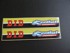 1995 1996 1997 1998 1999 SUZUKI RM 125 250 Factory Swingarm Decals