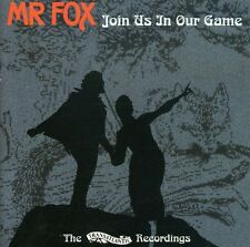 Mr. Fox - Join Us in Our Game: Anthology [New CD]