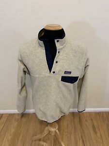 Patagonia Synchilla® snap-t® fleece pullover - Men's Size Small