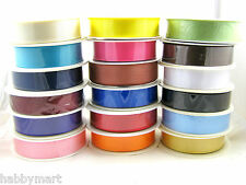 ** Double Sided Grosgrain Ribbon  / Ribbed Ribbon / Petersham Ribbon / Grosgrain