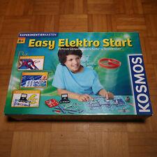 Easy Elektro Start Experimentierkasten Baukasten Kosmos 620516 Neuwertig