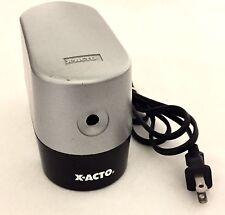 X-ACTO Electric Pencil Sharpener For Desktop School Or Office Model #1924X