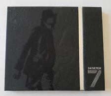 Se7En 3rd Album 24/7 Korea Press Cd - K-Pop Kpop No Photocard