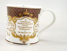 NEW Dunoon HM Queen Elizabeth II Coffee Mug
