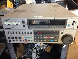 VINTAGE JVC BR-S822U S-VHS EDITING RECORDER/PLAYER
