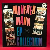 MANFRED MANN The EP Collection - 1989  UK vinyl LP EXCELLENT CONDITION best of