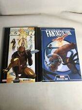 Ultimate Comics X-Men Volume 1 Nick Spencer Marvel Comics HC Fantastic Four