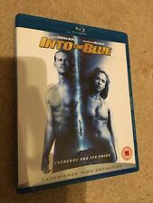 Into the Blue Blu-ray (2006) Paul Walker, Jessica Alba