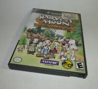 Harvest Moon: A Wonderful Life (Nintendo GameCube, 2004) Fun Game Nice Shape