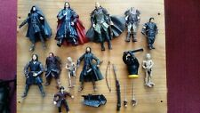 LORD OF THE RINGS LOOSE ACTION FIGURE - JOB LOT BUNDLEx12
