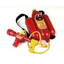 Klein Feuerwehr-Spritze Feuerwehrspritze Feuerwehr Wasserspielezeug rot 40 cm 2