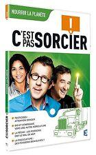 """DVD """"C est Pas Sorcier Nourrir la planete"""",Region 2,Usually ships in 12 hours!!!"""