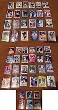 Ricky Henderson Card Lot 1987 1988 1990 1991 Fleer Score Dream Team Topps Donrus