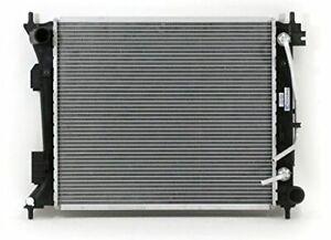 Radiator Fit 12-16 Hyundai Veloster Automatic WITH Turbo PlasticTankAluminumCore