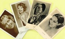 ROSS VERLAG (Germany) - 1930s ☆ FILM STAR ☆ Postcards #5501 to #6000