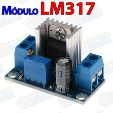 Modulo LM317 regulador de tension ajustable DC-DC Step Down 1,5A - Arduino Elect