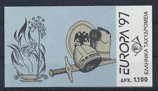 Griechenland MH 20 postfrisch / Cept (2653) ....................................