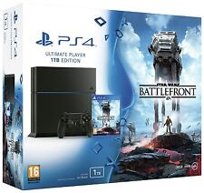 Sony Playstation 4 Ultimate Player Edition Console 1TB + Star Wars Battlefront