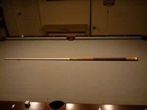 Custom made pool cue