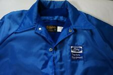 Men's Ford Tractors Equipment Lined Jacket - Size M - Swingster
