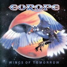 Europe - Wings of Tomorrow [New CD]